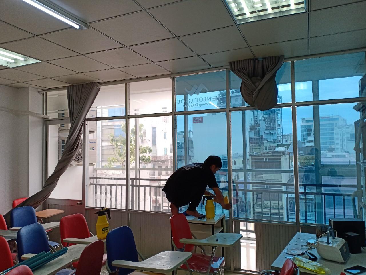 địa chỉ dán phim cách nhiệt nhà kính tại Hà Tĩnh
