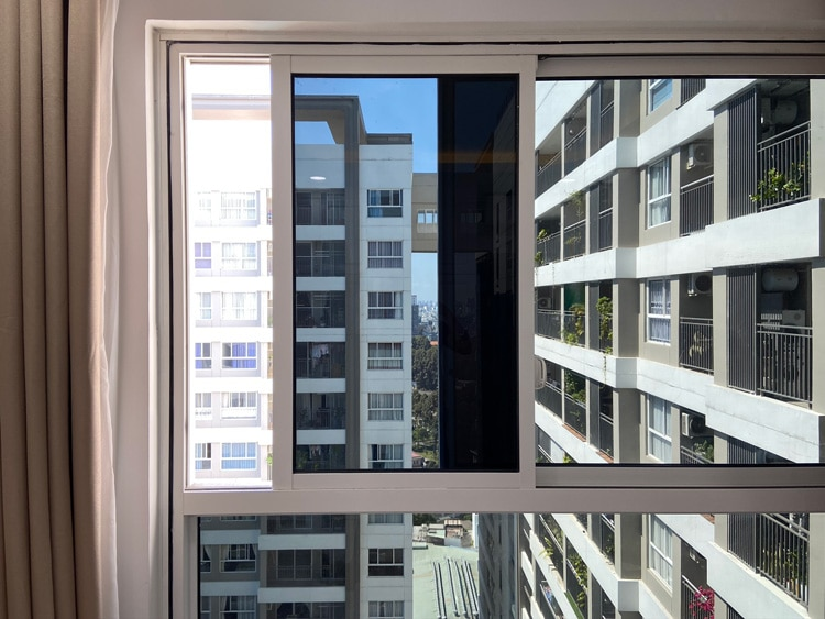 Dán kính chống nắng cửa sổ