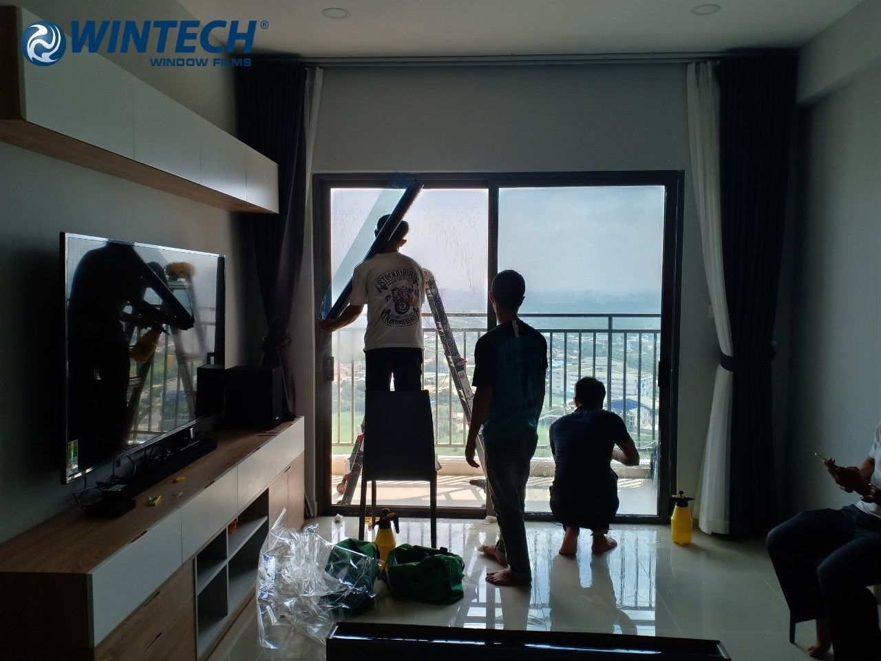dán phim cách nhiệt tại Tây Ninh
