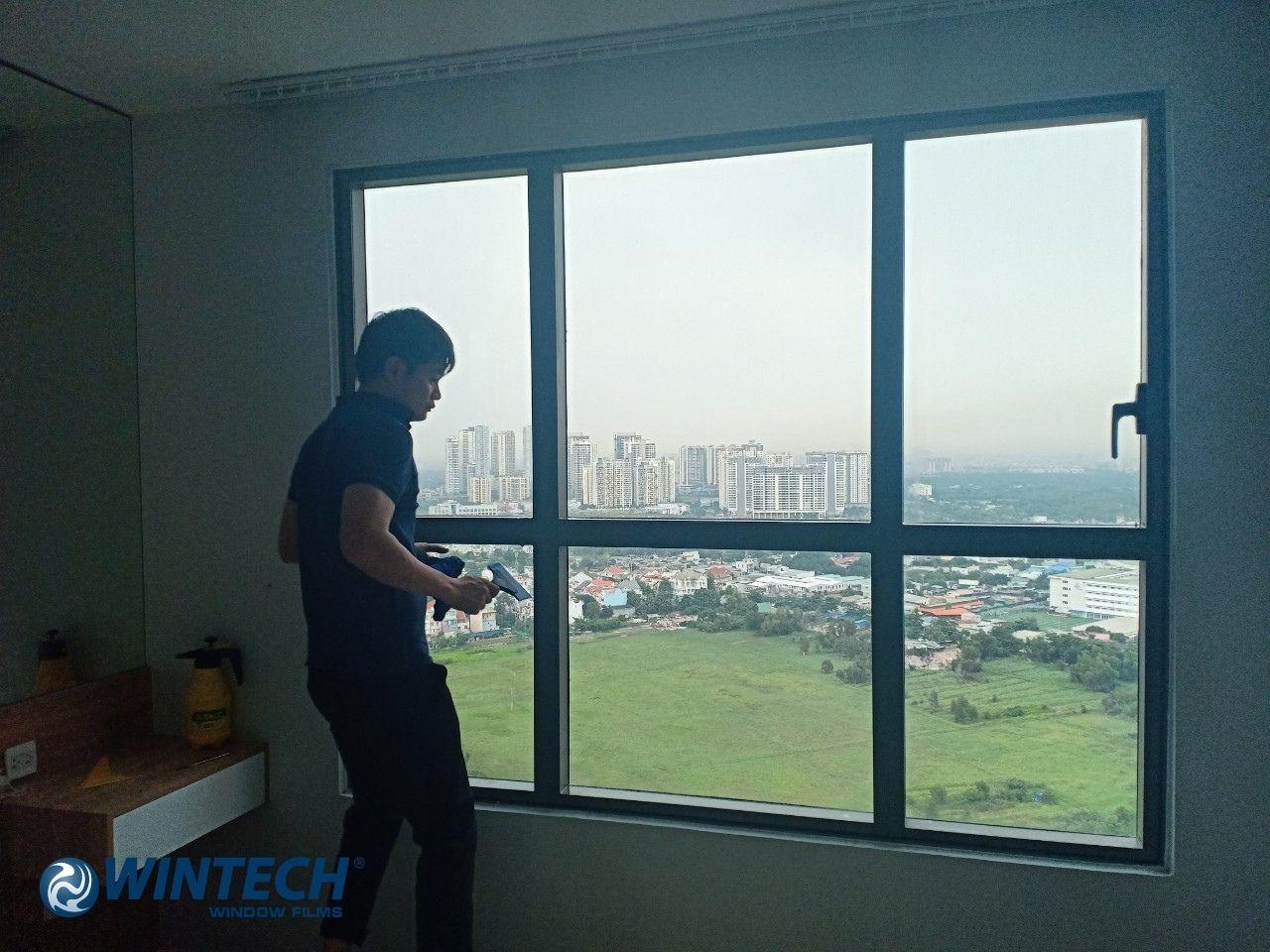 Phim cách nhiệt nhà kính Hàn Quốc