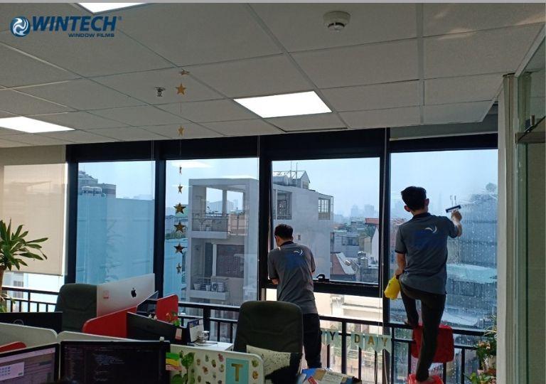 dán phim cách nhiệt văn phòng tại tp Hồ Chí Minh