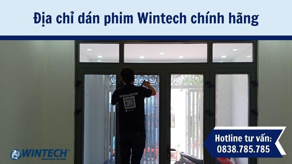 dán phim Wintech chính hãng