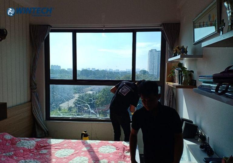 dán phim cách nhiệt tại chung cư tại Hà Nội